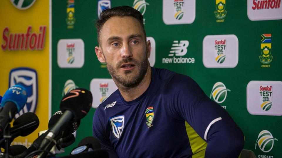 Faf du Plessis,ball tampering,Australian cricket team
