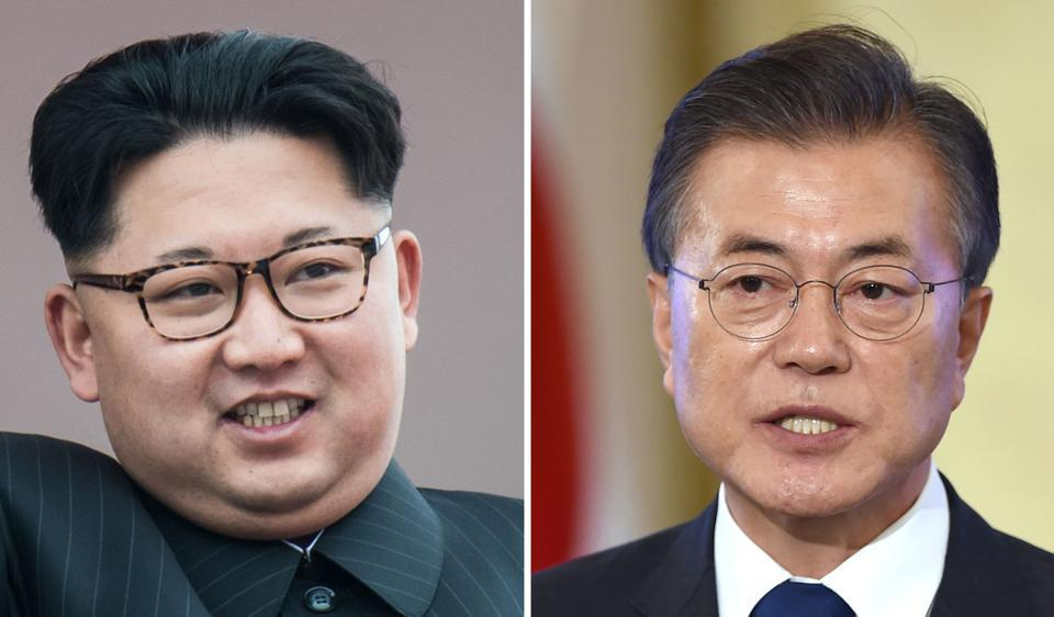 North and South Korea Set Date for April Summit