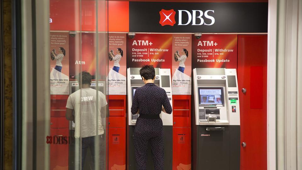 DBS,DBS Singapore,DBS digital banking