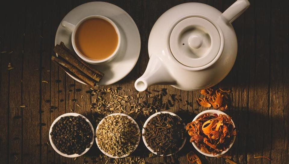 It may come as a surprise but hot tea actually cools you down in the heat of summer.