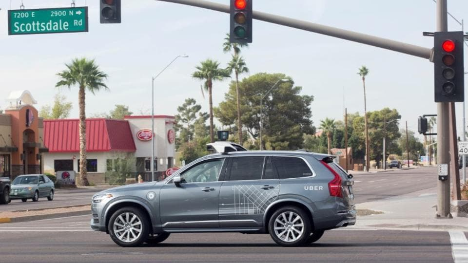 Uber,Uber self driving cars,Self driving cars