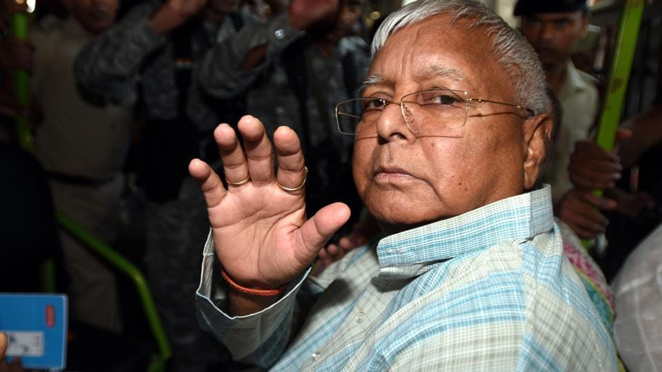 RJD Chief Lalu Prasad Yadav admitted to AIIMS; doctor says condition stable