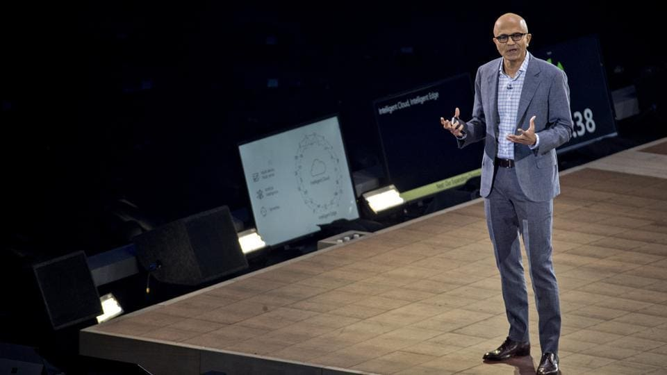 Microsoft plans to restructure into two divisions: Devices and AI, cloud