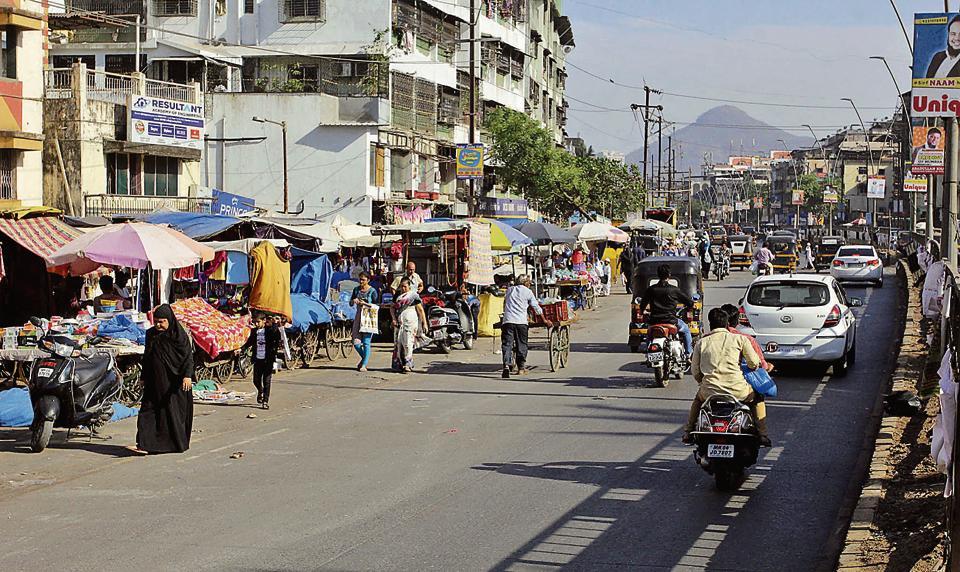 Mumbai,Thane,Hawkers