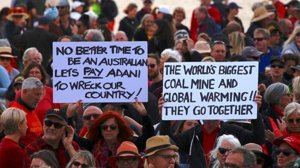 Adani to delay Australia coal project over funding, eyes export