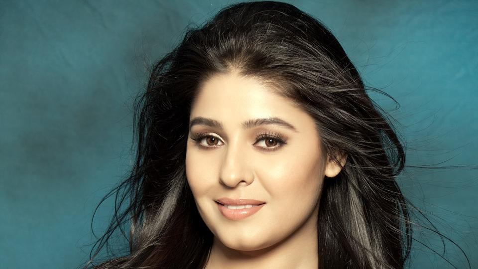 Sunidhi Chauhan gave birth to her first child, a boy, in January this year.