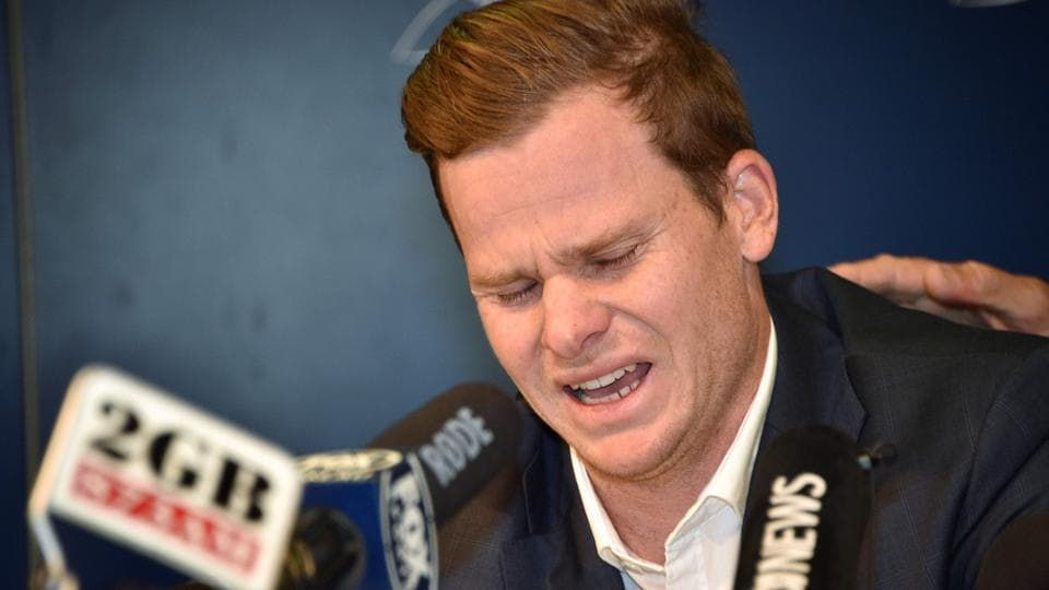 Steve Smith accepted full responsibility for the ball-tampering scandal and said that he was devastated by his