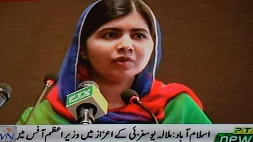 Malala Yousafzai,Malala,Pakistan