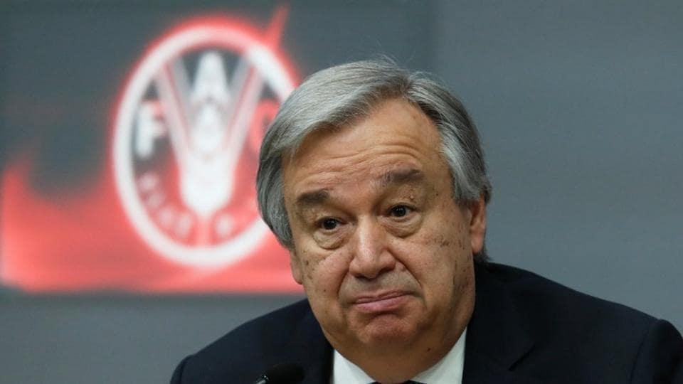 UN chief,Cold War era,US-Russia tensions