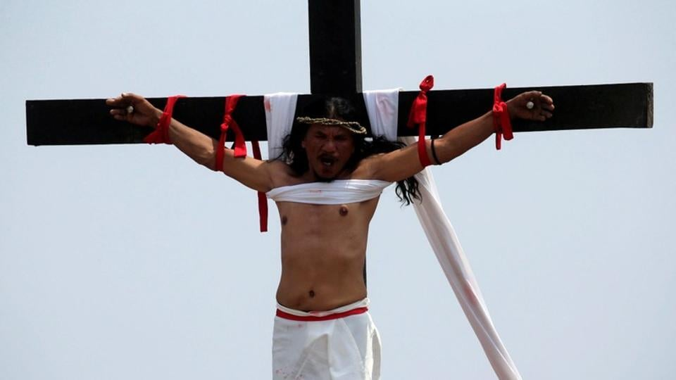 Good Friday,Philippines,Roman Catholic