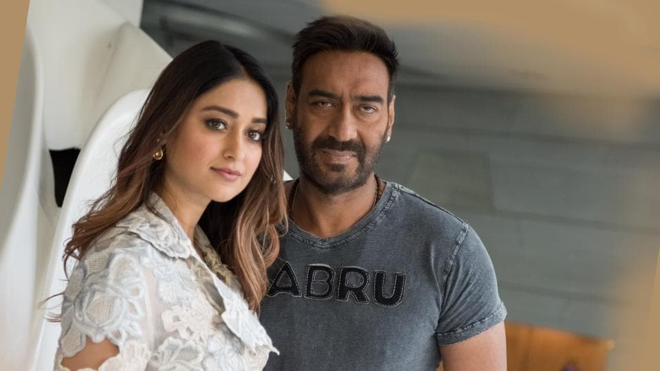 Ajay Devgn and Ileana D'Cruz have worked together in films like Baadshaho and Raid.