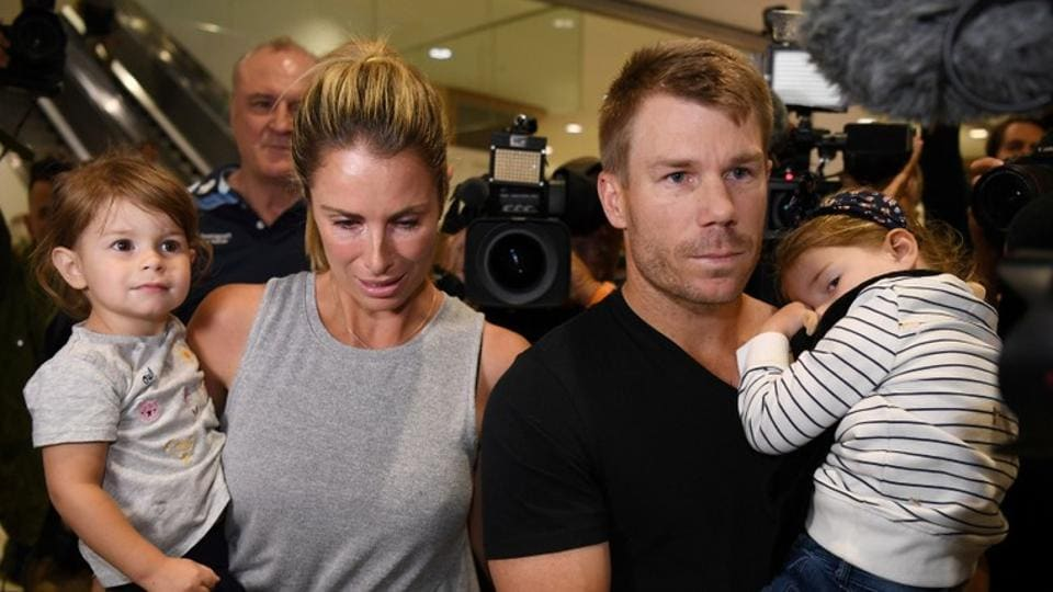 David Warner has been handed a one-year ban by Cricket Australia for his role in the ball-tampering scandal.  (REUTERS)