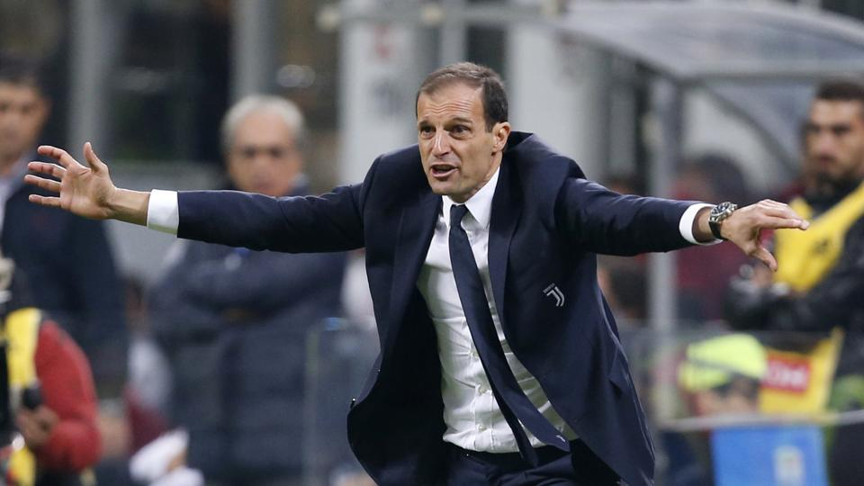 Massimiliano Allegri,Juventus,Paris Saint-Germain