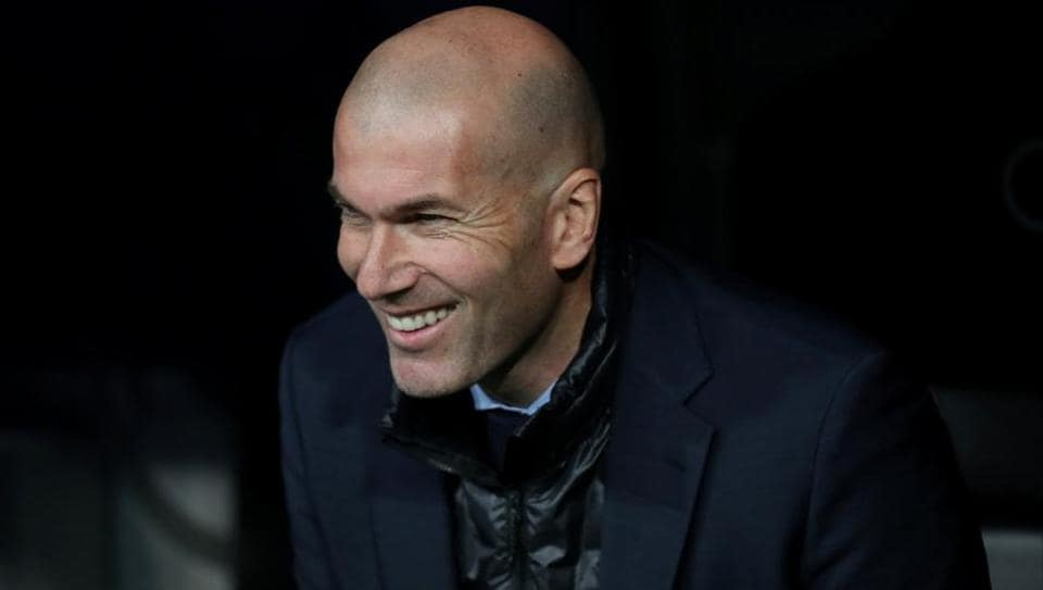 Despite winning the Champions League in each of his two seasons in charge at Real Madrid, as well as the La Liga title last year, Zinedine Zidane has come under pressure in recent months.