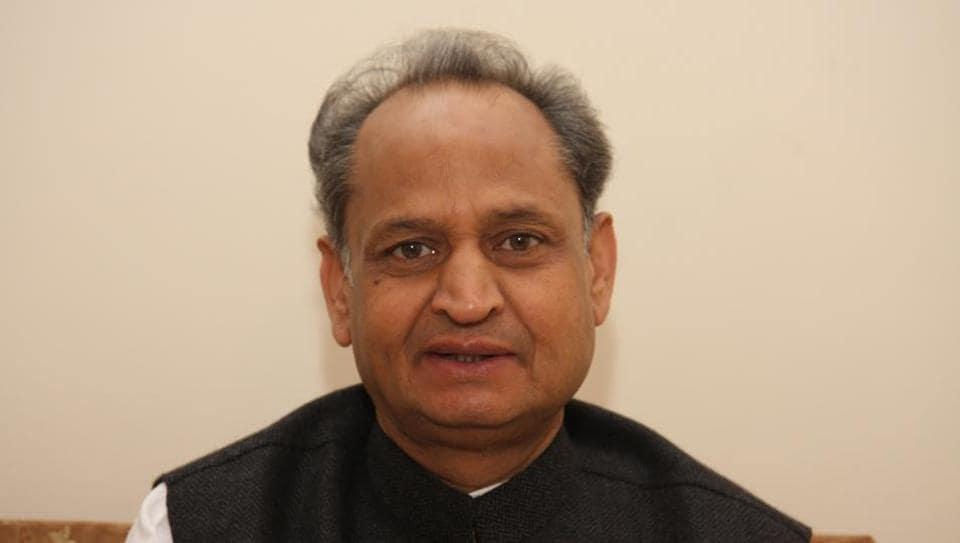 Ashok Gehlot,Congress,Sachin Pilot