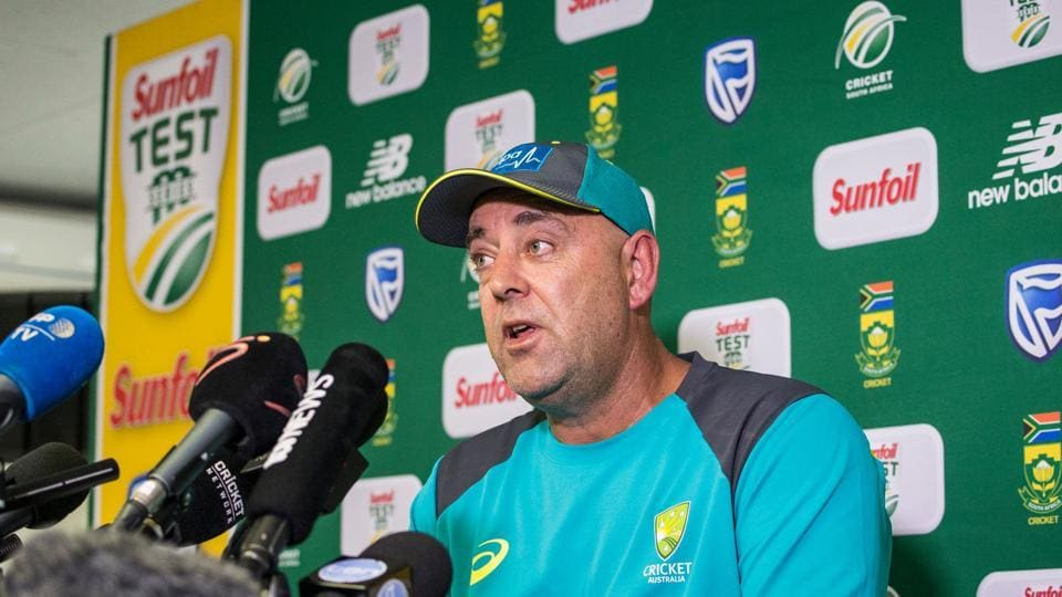 Lehmann, who was contracted until the end of the 2019 Ashes, has coached Australia for almost five years.  (AFP)