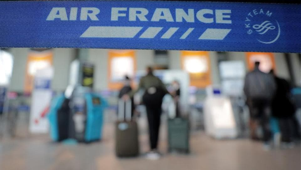 Air France to run 76 percent of flights during strike