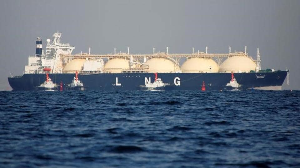 First LNG cargo from United States reaches India