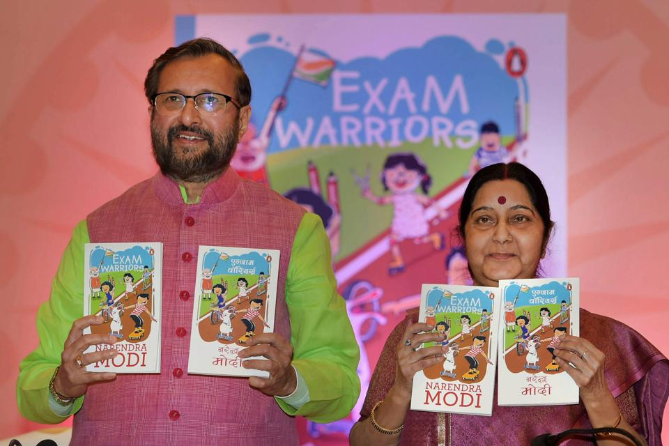 Rajasthan news,PM's book,Exam Warriors