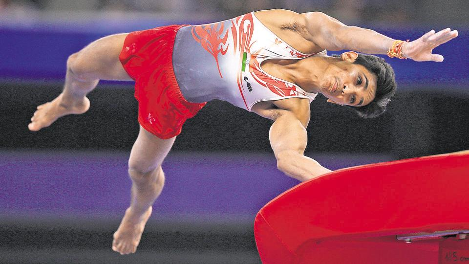 Ashish Kumar will be the most prominent medal contender for India in gymnastics at the Commonwealth Games 2018.