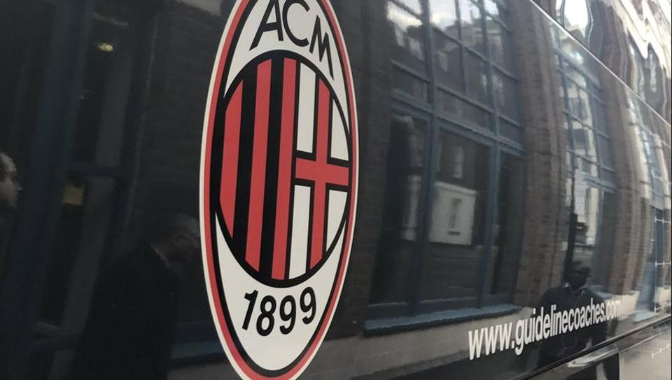 An AC Milan minibus was stopped at a traffic light on the Corso Scirea not far from the Allianz Stadium in Turin on Saturday and attacked. Image for representative purposes only.