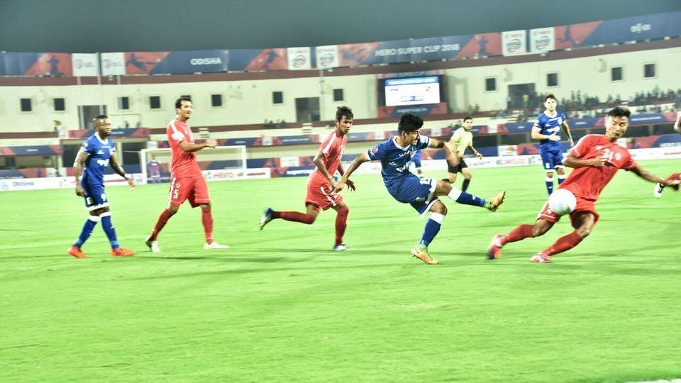 Super Cup,Aizawl FC,Chennaiyin FC
