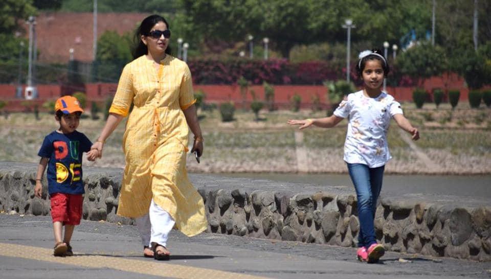 Chandigarh,Chandigarh weather,Weather in Chandigarh