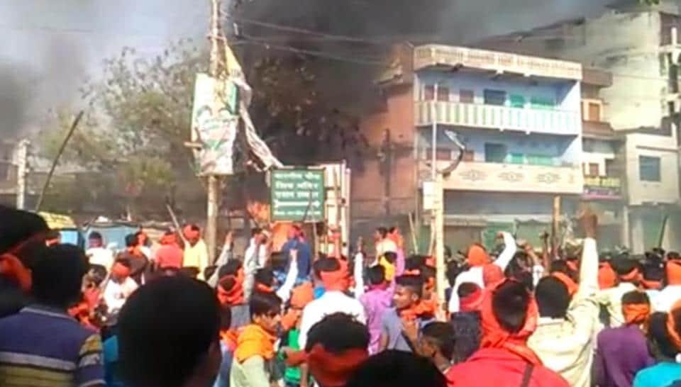Bihar,Communal violence,Bihar police
