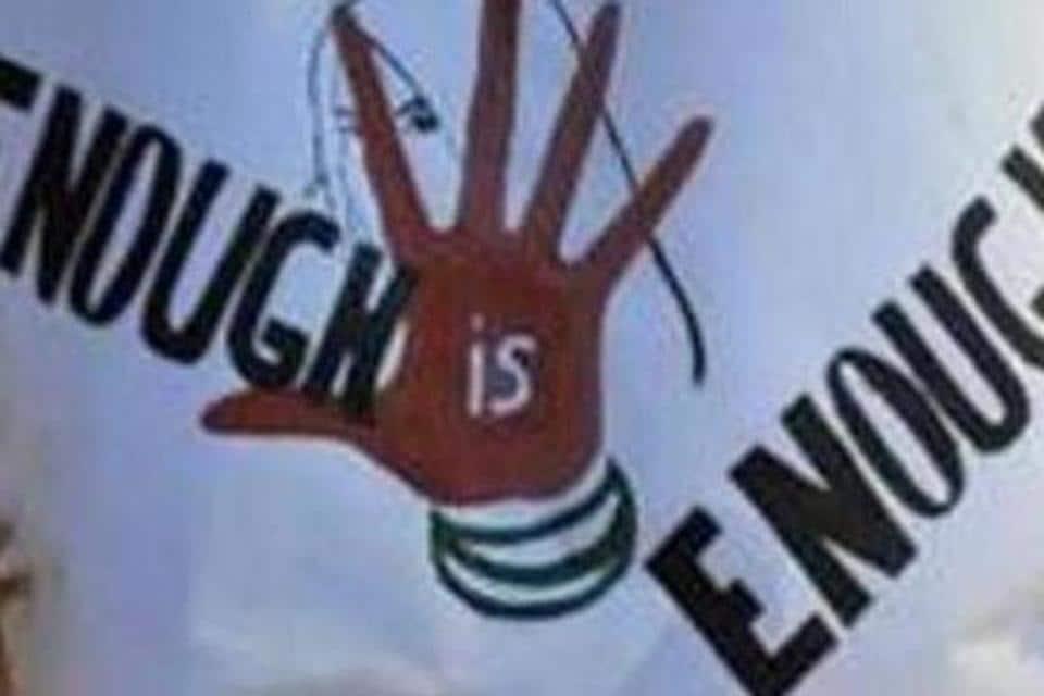 Dalit woman raped,Madhya Pradesh,Foetus aborted