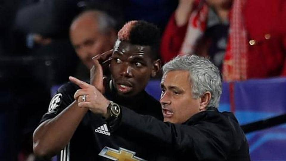Jose Mourinho,Manchester United F.C.,Paul Pogba