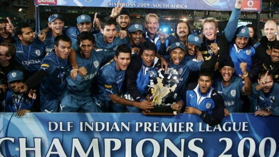 Deccan Chargers defeated Royal Challengers Bangalore in the IPL 2009. (Getty Images)