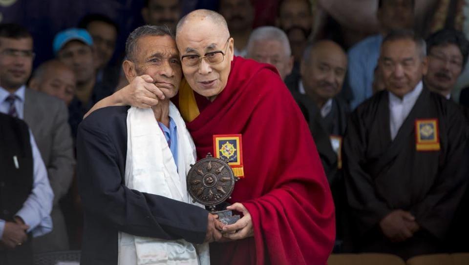 Dalai Lama,The Dalai Lama,Thank You event