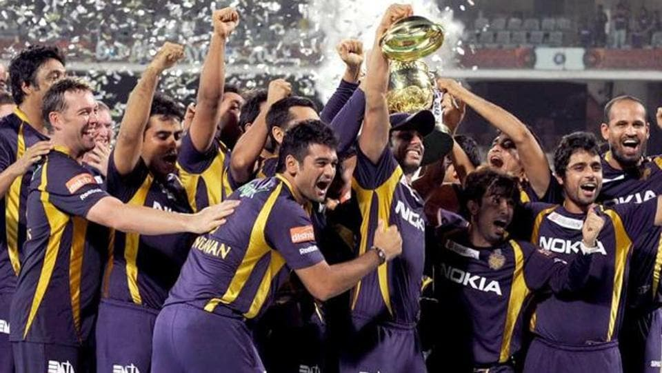 Kolkata Knight Riders won the title for the first time in 2012. (AFP)