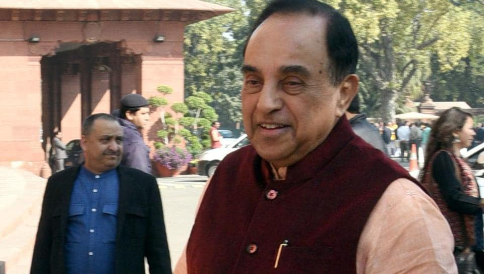 Subramanian Swamy terms Air India divestment a potential scam in the making