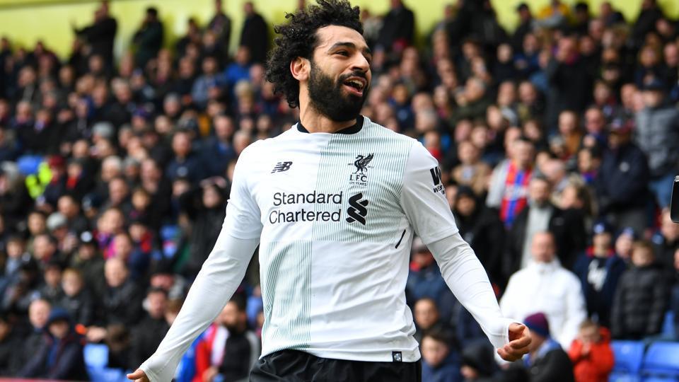 Mohamed Salah,Crystal Palace,Liverpool FC