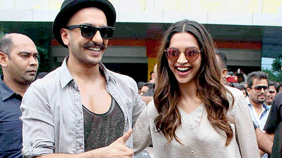 Ranveer Singh and Deepika Padukone are on top of their game right now.