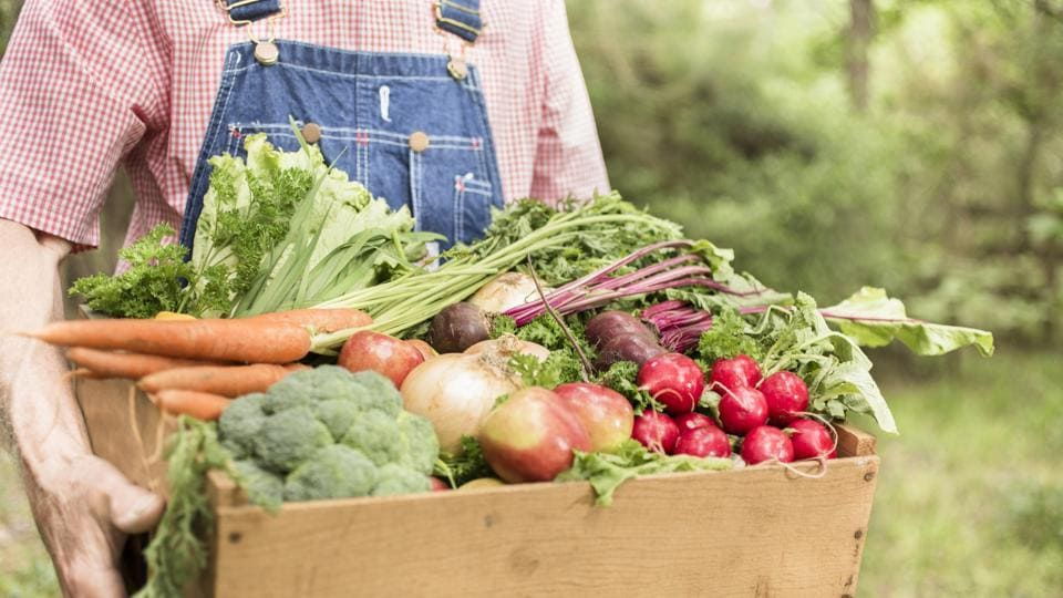 Sikkim  will not allow sale of some non-organic vegetables and fruits in markets across the state from Sunday.