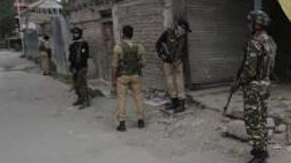 SPO shot dead by militants in Pulwama