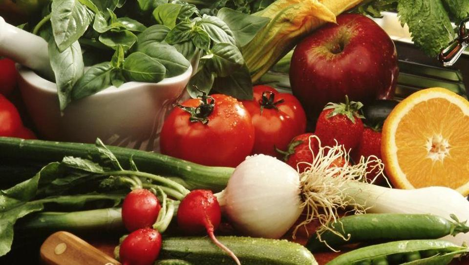 Organic food is defined as food grown without or with limited use of pesticide, in natural conditions.
