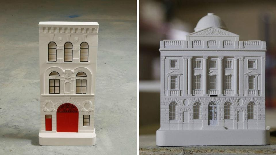 Custom miniatures are increasingly the focus of model-maker firm, Chisel & Mouse.