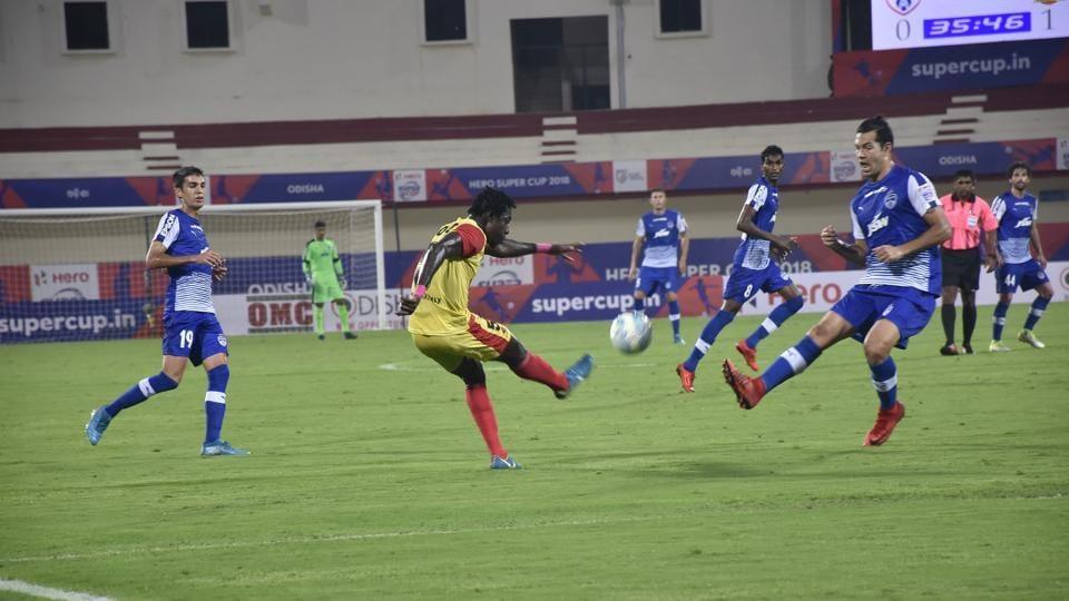Bengaluru FC,Gokulam Kerala FC,Super Cup