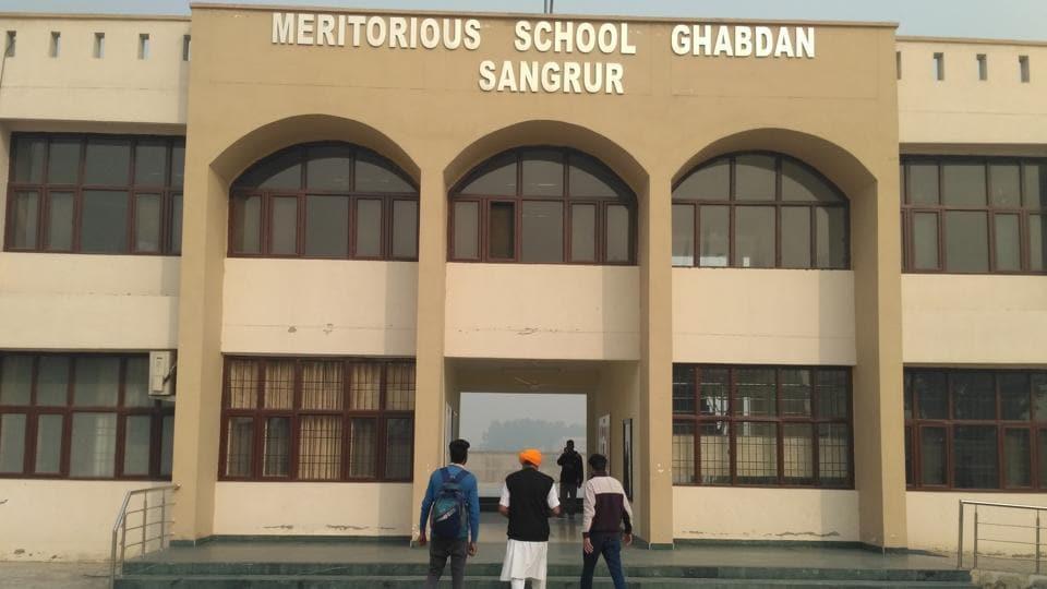 Meritorious School,Meritorious School project,School project flounders