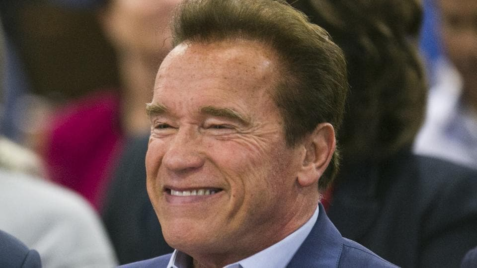 Arnold Schwarzenegger,Arnold Schwarzenegger Surgery,Arnold Schwarzenegger Health