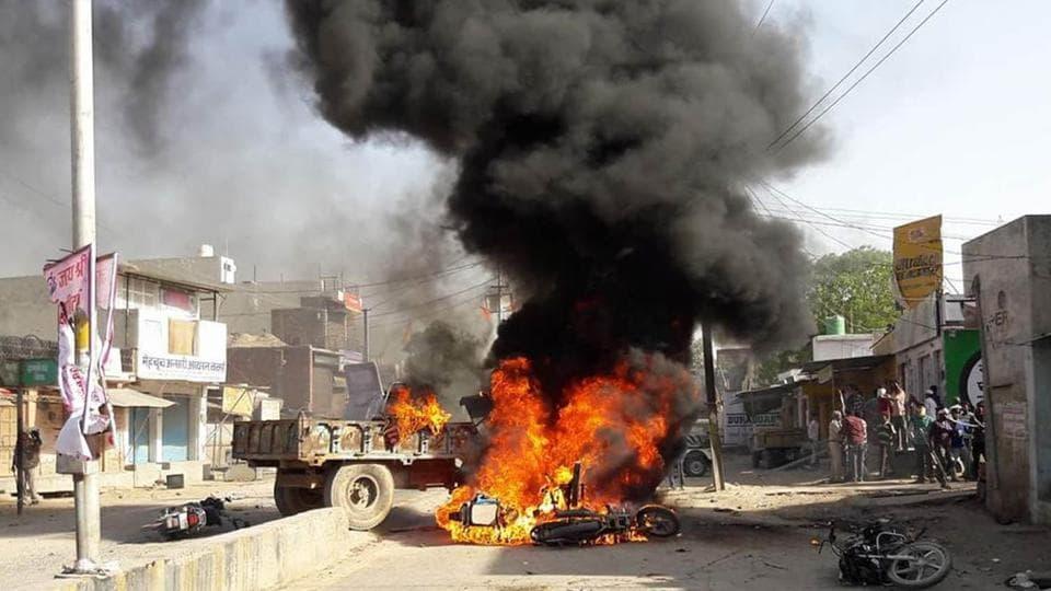 Jaitaran tense,Rajasthan town tense,Communal violence in Rajasthan