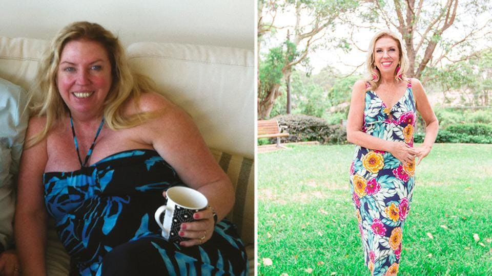 Sydney-based entrepreneur Genevieve Davidson lost 30kg by simply following intermittent fasting for a year.