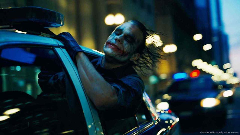 Joaquin Phoenix,The Dark Knight,Joker Origins