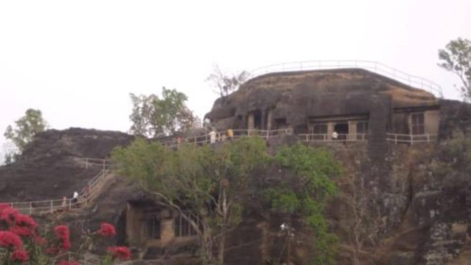 The ruins of Raja Bhoj's fort in Buxar.