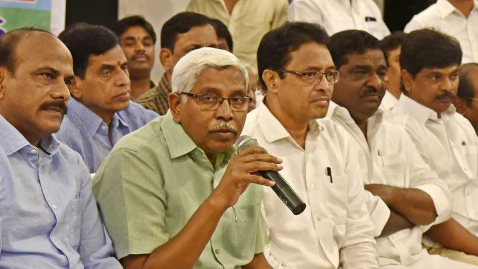 M Kodandaram says the party flag and constitution would be announced on April 4.