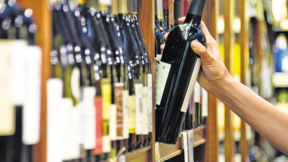 Sunday was the first day of the changeover that BJP government has put in place for the liquor trade in the state.