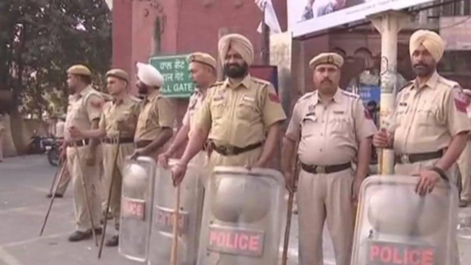 Following the bandh call, security has been upped across Punjab.